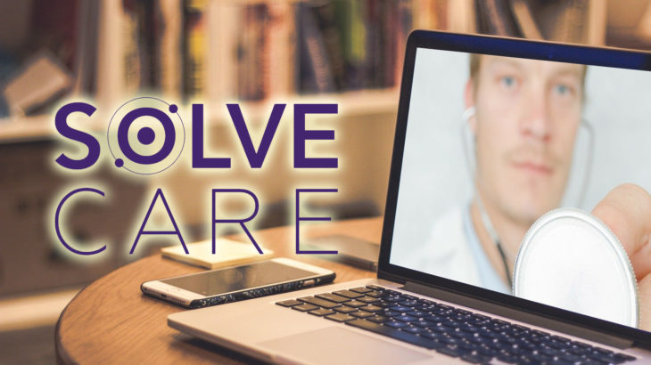 「Solve Care」ブロックチェーンを活用した遠隔医療プラットフォームを発表!