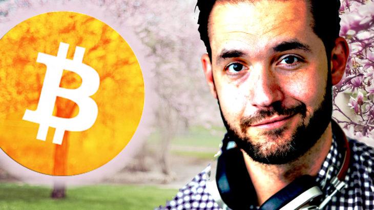 Reddit共同創設者、技術開発の観点では「もうすでに『仮想通貨の春』が訪れている」