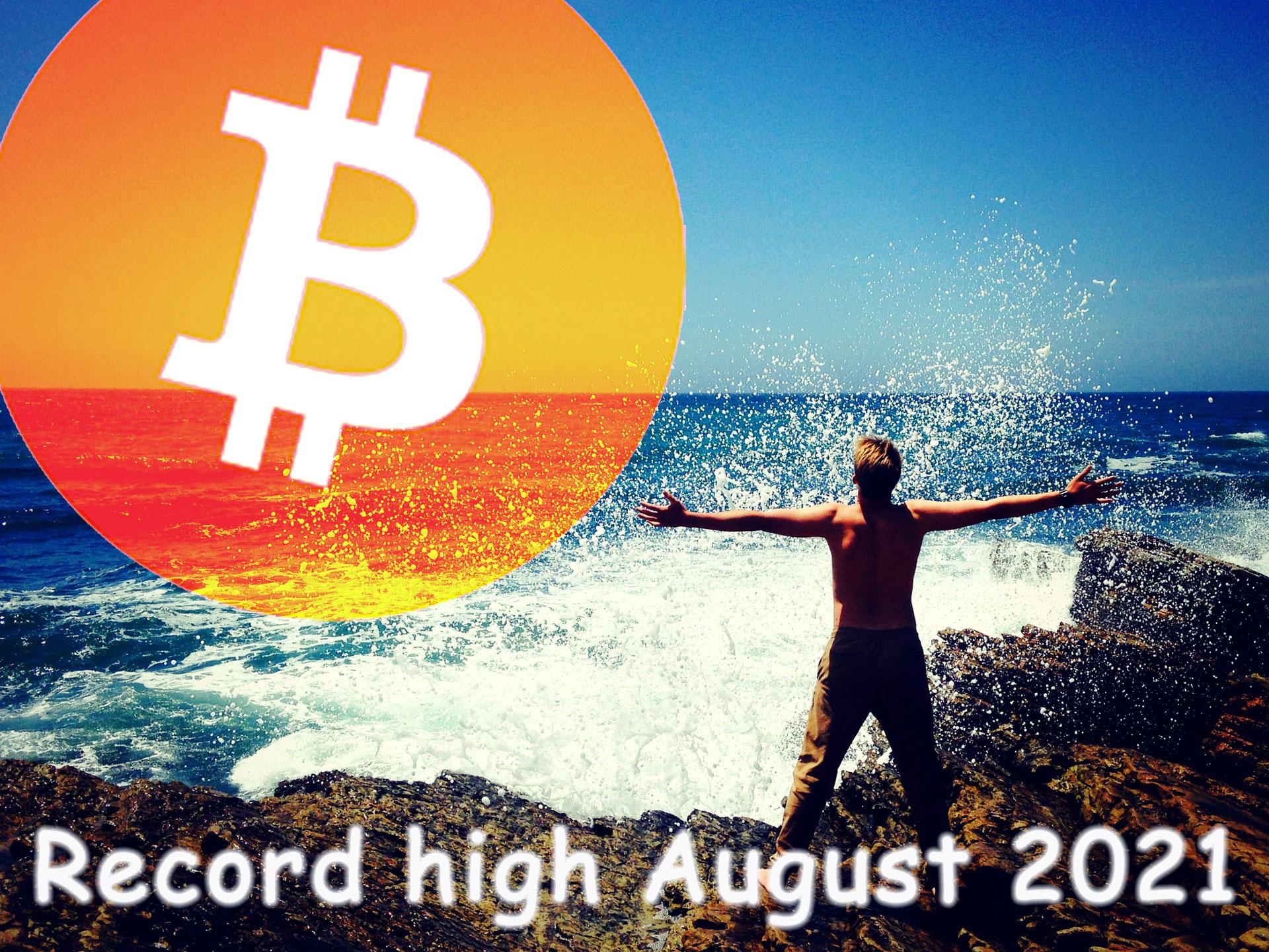 ビットコインは2021年8月に過去最高の価格に到達する:調査PanteraCapital