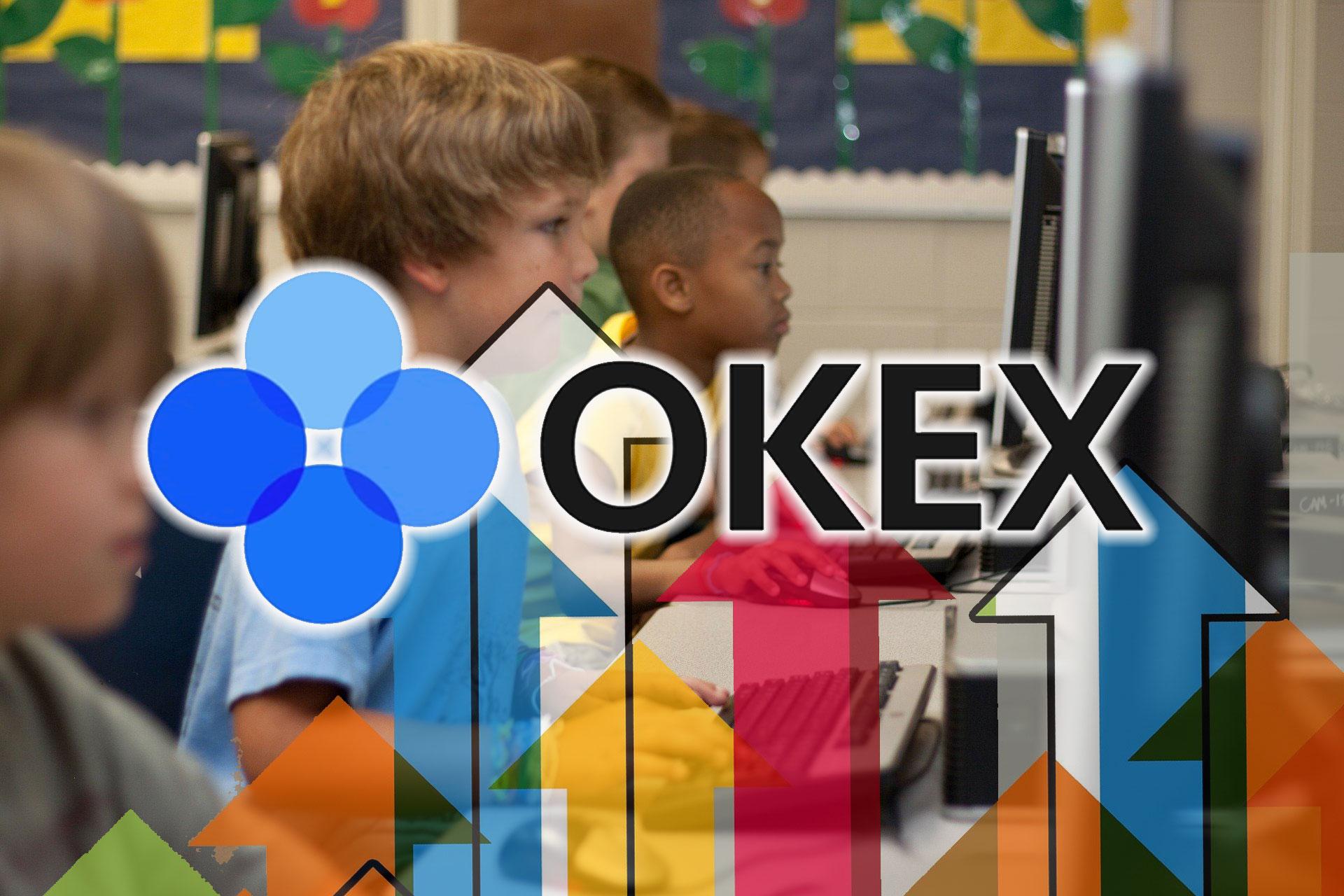 仮想通貨取引所「OKEx」のウェブサイトの訪問数が大幅増加している:SimilarWebレポート