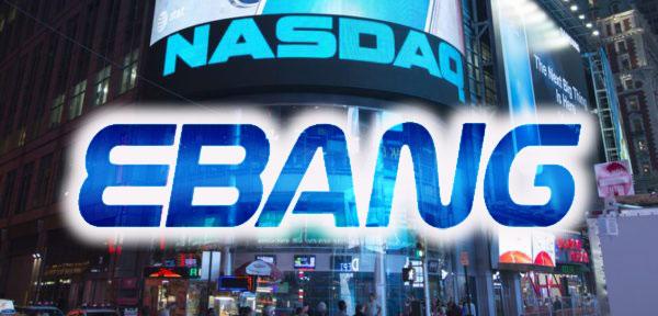 中国の大手マイニング機器製造Ebang、米ナスダックに上場!暗号資産取引所参入も計画