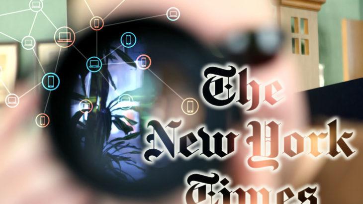 NY・タイムズが、ブロックチェーンを活用しニュース画像の誤用防止へ