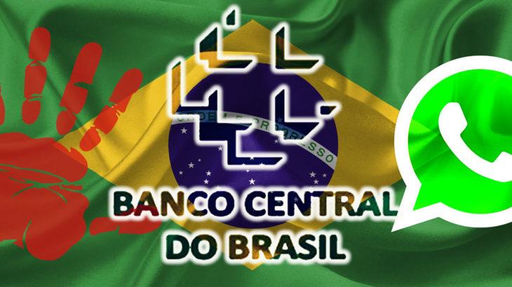ブラジル中銀、Facebookが運営する「WhatsApp」のモバイル決済を一時停止