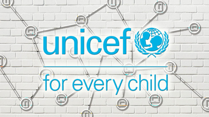 UNICEF暗号通貨基金、ブロックチェーンを用いて新興国に対しこれまでで最大の投資を発表!
