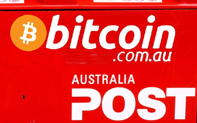 暗号資産取引所Bitcoin.com.au、オーストラリアの郵便局でビットコインでの支払いが可能に!