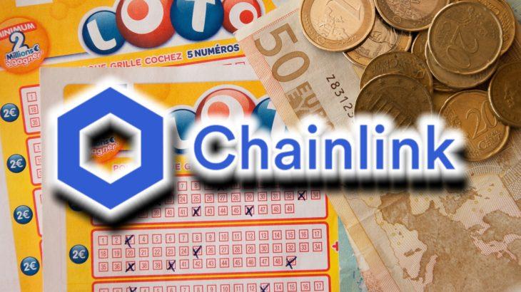 仮想通貨Chainlinkが米コロラド州と提携、新たな宝くじゲームの開発を支援