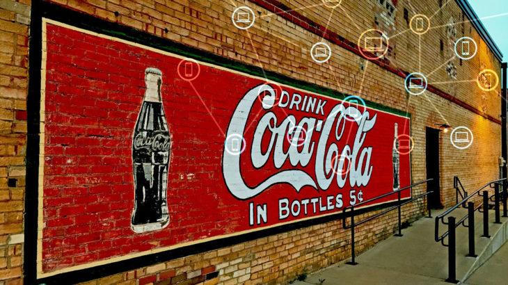 コカ・コーラがブロックチェーンの拡張によりサプライチェーンを効率化