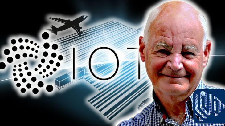 ブライアン・マーセル氏は、IOTAが主流の採用となるまで5年かかると予想!