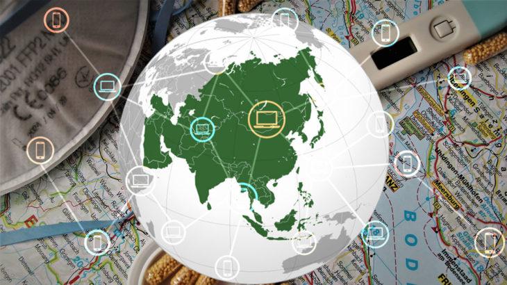 パンデミックによりアジアでブロックチェーンの導入が進む!