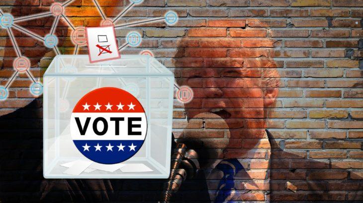 米郵便公社が、ブロックチェーンによる郵便投票システムの特許を出願