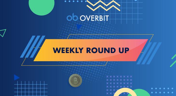 『Weekly Round Up』今週の米国仮想通貨業界の話題:Overbit