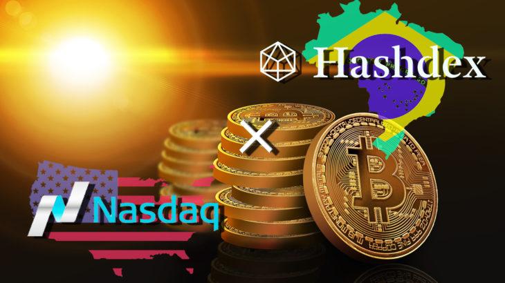 ビットコインETF、世界初承認!HashdexとNasdaqの提携により実現!