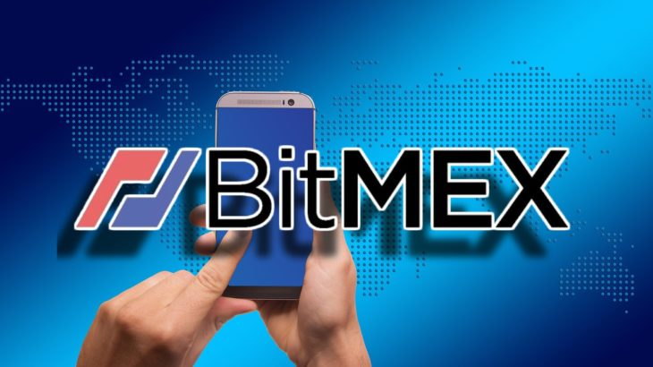 暗号資産取引所BitMEXが、新たなモバイルアプリをリリース