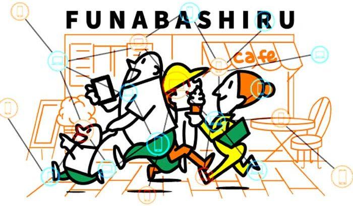 船橋の食べ歩きイベント「ふなばシル」、ブロックチェーンで来店客の管理!