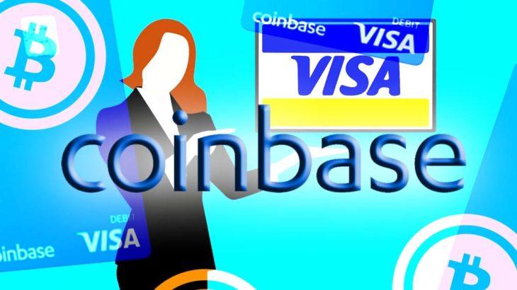 コインベースが暗号資産デビットカード「Coinbase Card」を発表!