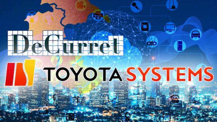 トヨタシステムズが暗号資産取引所ディーカレットとデジタル通貨を活用した実証実験を開始