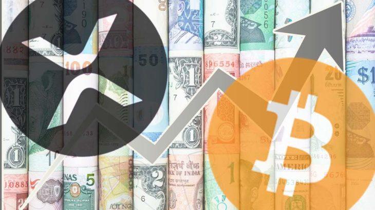 ビットコイン(BTC)急騰の裏にはインフレ警戒の強まり示唆!?