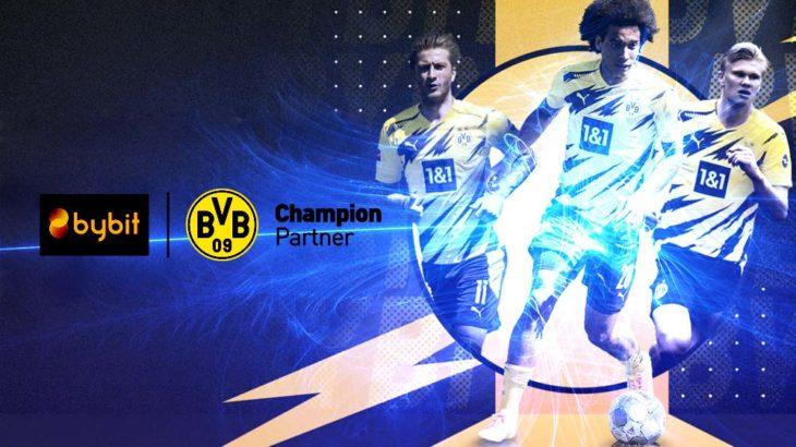 Bybitがドイツの名門サッカークラブ「ボルシア・ドルトムント」とパートナーシップを締結!