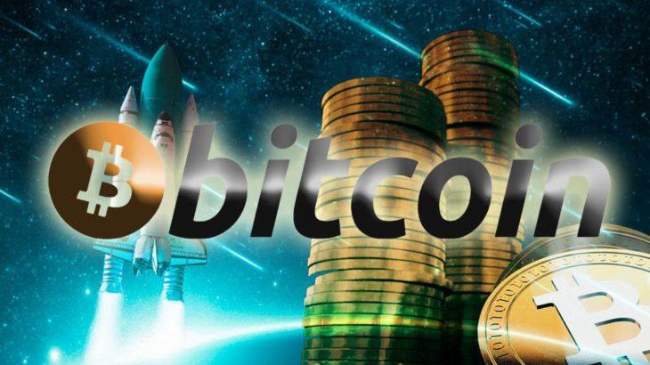 ビットコインの時価総額、過去最高に!約3年ぶりに更新