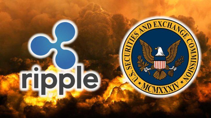 米証券取引委員会(SEC)、リップル(XRP)提訴を発表