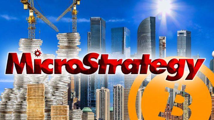 マイクロストラテジーがビットコイン購入資金の為、6億5000万ドル調達!