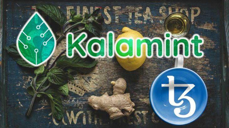 Tezosが最初のNFTプラットフォーム「Kalamint」発売を発表