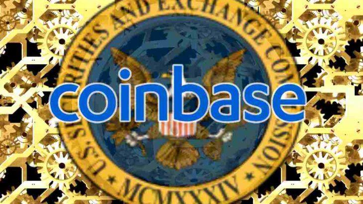 米・Coinbase、米証券取引委員会(SEC)に上場書類提出