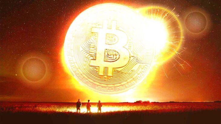 ビットコイン価格が5万ドル突破!時価総額1兆ドルに