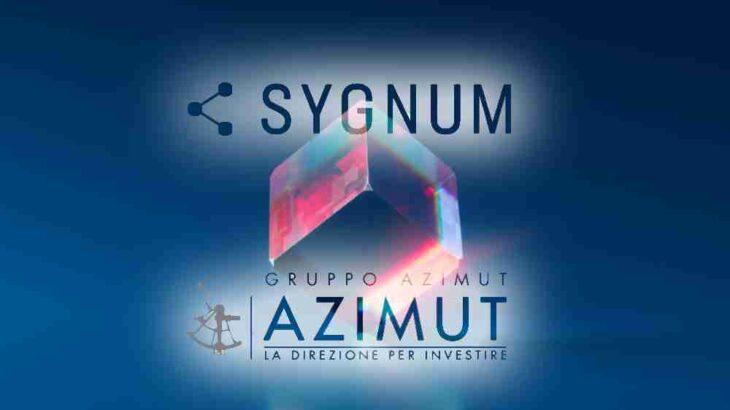 Azimut、SygnumBankと提携しローンポートフォリオのトークン化を発表