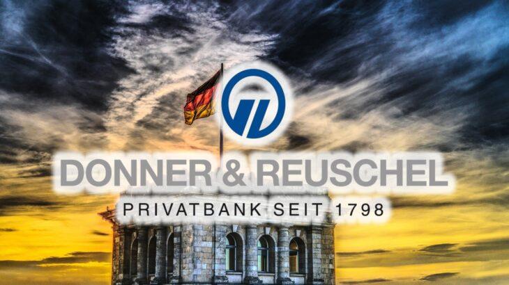 ドイツの老舗銀行Donner & Reuschelが暗号資産業界に参入!