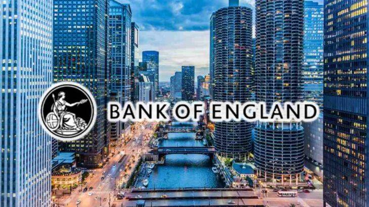イングランド銀行、大蔵省が英国CBDCタスクフォース設立発表!
