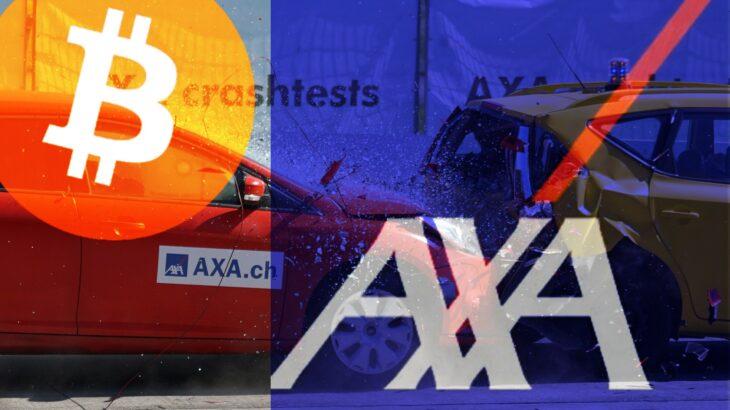 保険会社大手AXA、スイスでビットコイン決済を導入