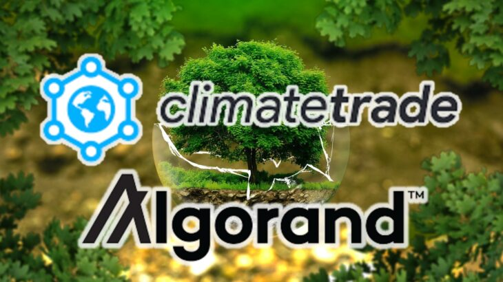 Algorand、ブロックチェーンにより世界のカーボンニュートラルを支援