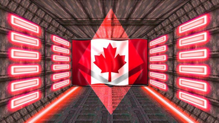イーサリアムETFがカナダで承認!北米初