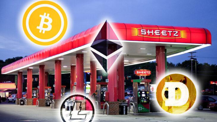 米国の大手コンビニチェーンSheetz、今夏にも米国初となる仮想通貨決済導入へ