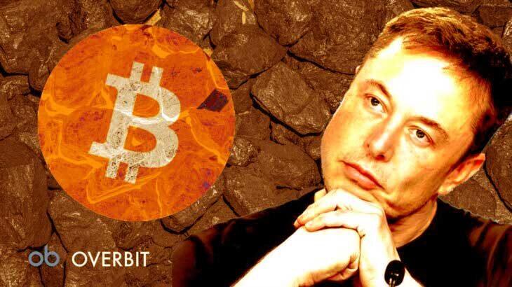イーロン・マスク氏の「ビットコインの中央集権化」ツイートを受けて、仮想通貨市場がさらに急落