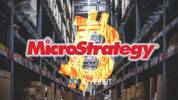 マイクロストラテジーは1,000万ドル分のビットコインを購入、その理由は?