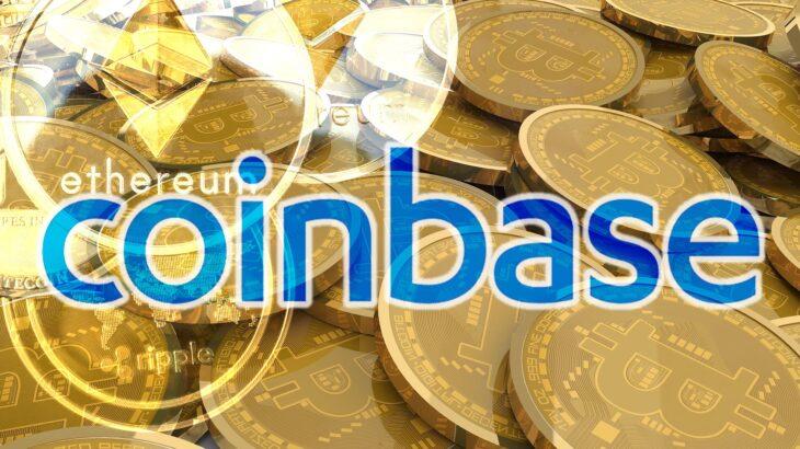 Coinbase、5億ドル超の暗号資産購入か